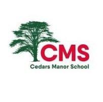 CedarManorSchoolLogo