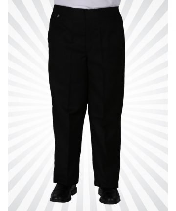 Gold Label Trousers - Black