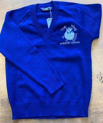 Norbury School Jumper